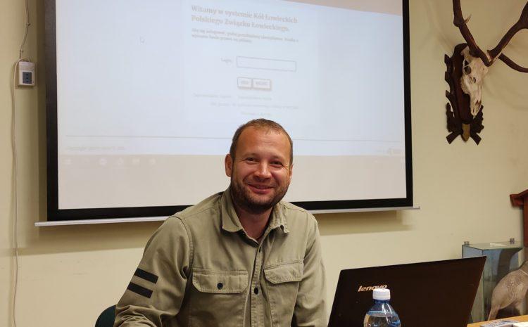 Szkolenie obsługi systemu informatyczne PZŁ EKEP