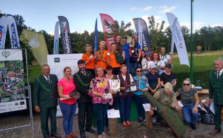 VI miejsce w VIII Mistrzostwach Dian PZŁ w Strzelaniach Myśliwskich dla krakowskich dian.